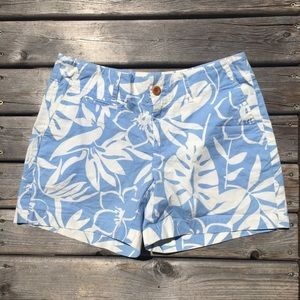 💥5/$25 Vineyard Vines Floral Printed Midi Shorts
